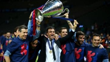 Луис Энрике не знает, останется ли он у руля «Барселоны»