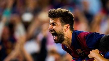 Жерар Пике надеется, что Луис Энрике останется в «Барселоне»