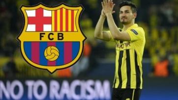 Илкай Гюндоган договорился с «Барселоной»
