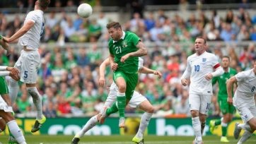 Ирландия и Англия голами не порадовали