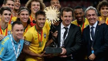 Дунга: «Успех Неймара в ЛЧ пойдет на пользу бразильской сборной»