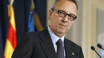 Гаспар: «Вряд ли даже половина Испании рада триумфу «Барсы» в ЛЧ»