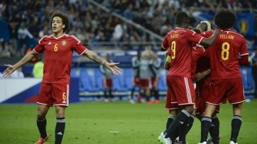 Бельгия обыграла Францию