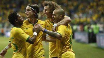 Бразилия обыграла Мексику