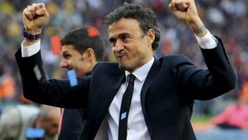 Луис Энрике будет руководить «Барселоной» минимум до конца сезона 2015/16