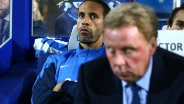 Реднапп сватает Фердинанда в «Вест Хэм»