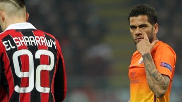 Агент Алвеса: «У нас были переговоры с «Миланом»