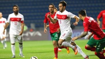Турки разгромили сборную Болгарии