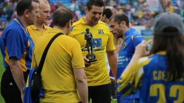 Тимофей Калачев – лучший игрок «Ростова» по версии фанов