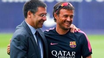 Луис Энрике продолжит тренировать «Барселону»