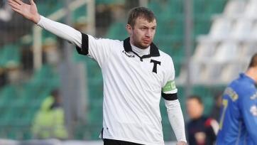 Рыков близок к подписанию контракта с «Мордовией»