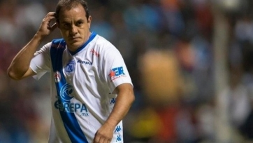 Экс-игрок сборной Мексики Бланко стал мэром города Куэрнавака