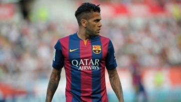 Алвес сегодня может подписать новый контракт с «Барселоной»