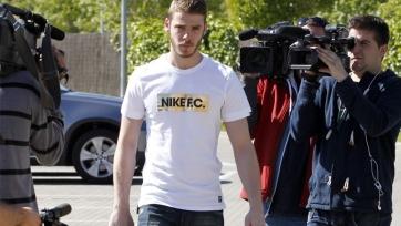 AS: До конца недели Давид Де Хеа может отправиться в Мадрид