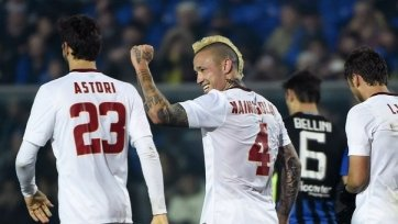 «Рома» договорилась сразу по трем игрокам «Кальяри»
