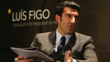Результаты опроса: Новым президентом ФИФА должен стать Луиш Фигу
