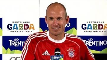 Арьен Роббен – лучший игрок «Баварии» сезона 2014/15