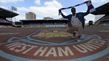 Официально: Педро Обианг стал игроком «Вест Хэма»