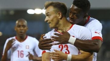 Швейцария переиграла Лихтенштейн