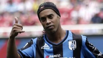 Роналдиньо расстался с «Керетаро»