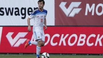 Алан Дзагоев верит в успех сборной России