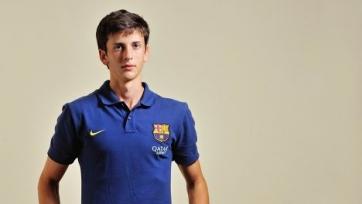 Официально: Амир Натхо продлил контракт с «Барселоной»