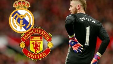 «Манчестер Юнайтед» требует за Де Хеа 35 миллионов фунтов