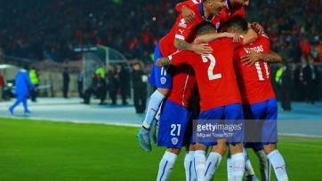 Сборная Чили обыграла Эквадор