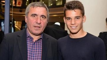 Сын Хаджи подписал контракт с «Фиорентиной»