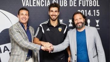 Андре Гомеш стал полноправным игроком «Валенсии»
