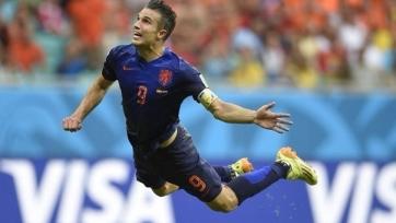 Ван Перси: «Могли решить исход матча еще в первом тайме»