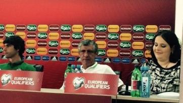 Сантуш считает, что Португалия может выиграть  Евро-2016