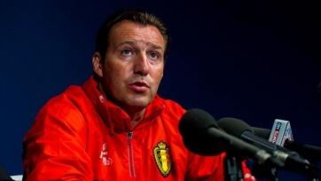Вильмотс продолжит тренировать сборную Бельгии
