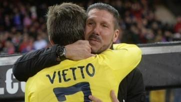 На следующей неделе Вьетто официально станет игроком «Атлетико»