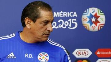 Диас: «Парагваю предстоит бросить вызов одной из сильнейших команд на планете»