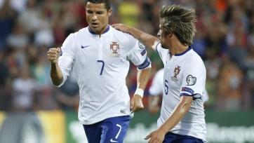 Хет-трик Роналду – победа Португалии