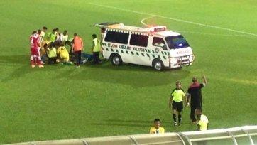 Еще одна смерть на футбольном поле в Малайзии