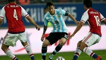 Аргентина упустила победу в матче с Парагваем