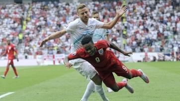 Англия в драматичном матче обыграла Словению
