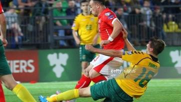 Швейцария выиграла в Вильнюсе у Литвы