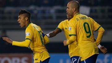 Бразилия одержала волевую победу над Перу