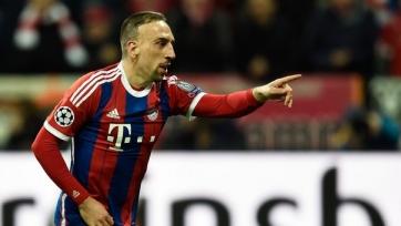 «Бавария» начнет сезон без Рибери