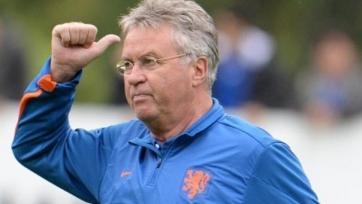 De Telegraaf: Гус Хиддинк может уйти с поста главного тренера сборной Нидерландов