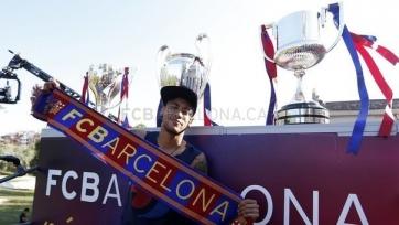 Неймар договорился с «Барселоной» о новом контракте