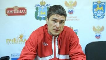 Булатов: «Спасибо, что позволили мне стать наставником клуба с такими традициями»