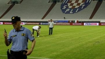 Хорватию могут исключить из отборочного турнира Евро-2016