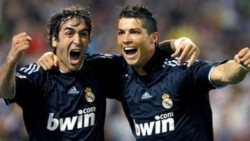 Рауль: «Роналду просто невероятен»
