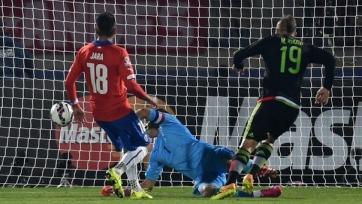 Чили и Мексика сыграли лучший пока что матч Кубка Америки