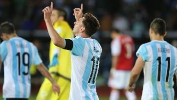Месси был признан лучшим игроком матча, но отказался получить награду