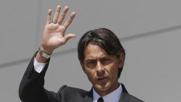 Официально: Филиппо Индзаги уволен с поста главного тренера «Милана»